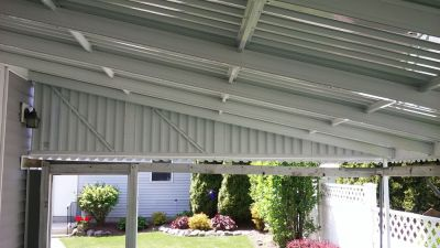 LePax patio cover