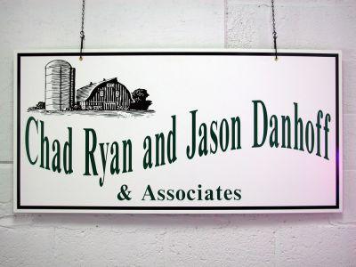 panel sign